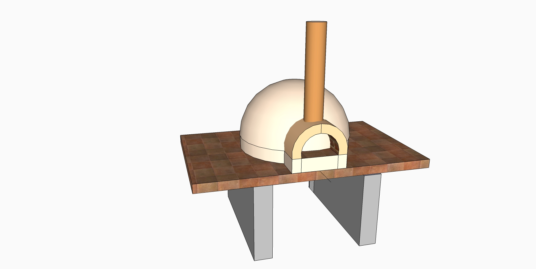 Dome Pizza Oven Plans PDF Download adirondack chair ...
